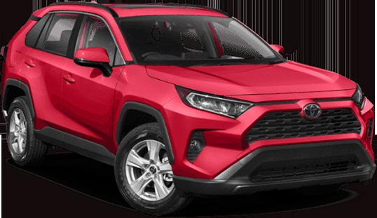 Shop New 2019 Toyota Rav4 LE