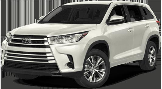 Shop New 2019 Toyota Highlander LE