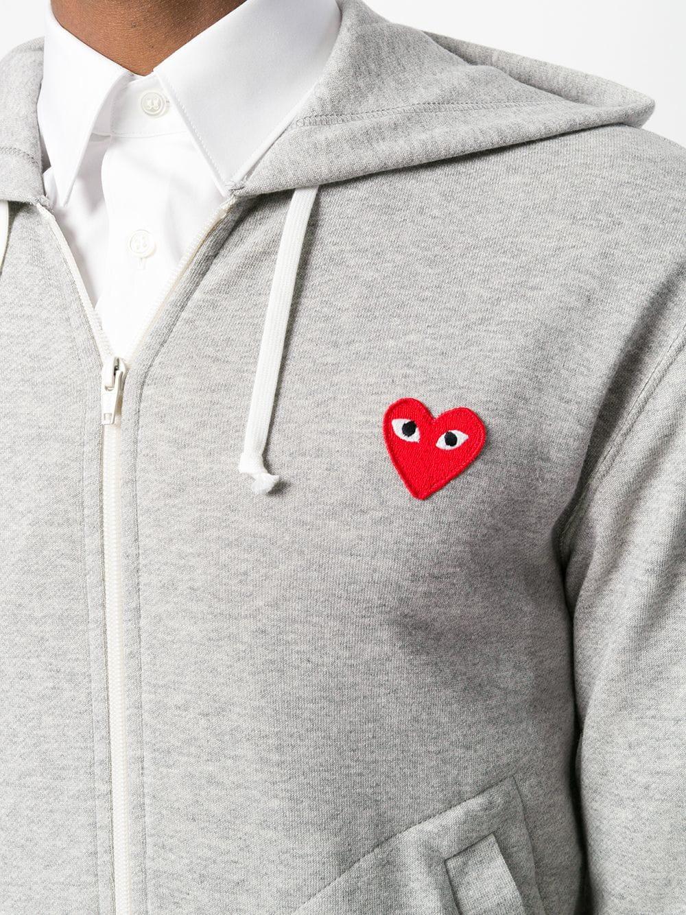 PLAY COMME DES GARCONS | Sweatshirt | P1T1681