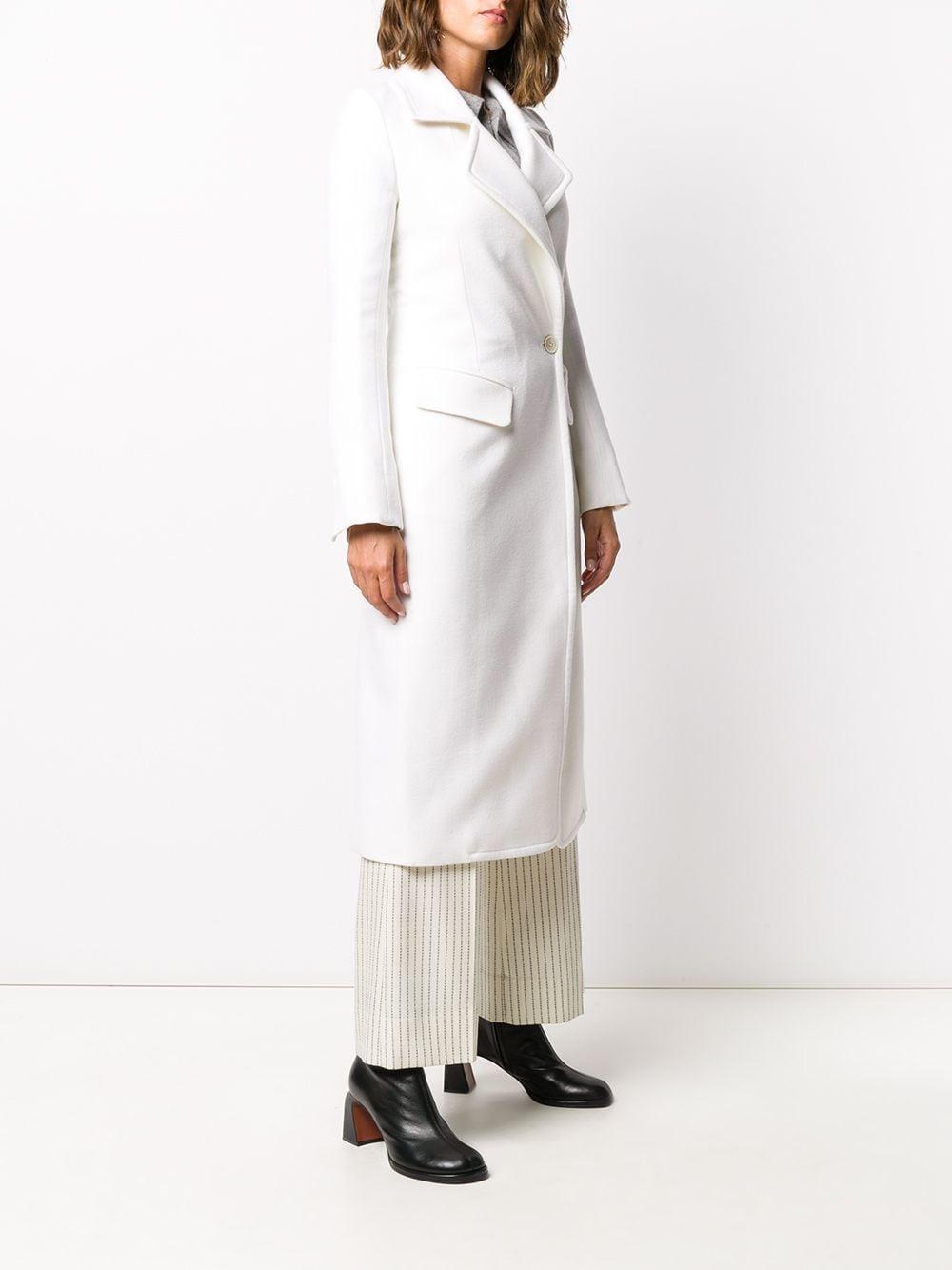 Cappotto aderente doppiopetto ANN DEMEULEMEESTER | Cappotto | 2002-1106-P-195003