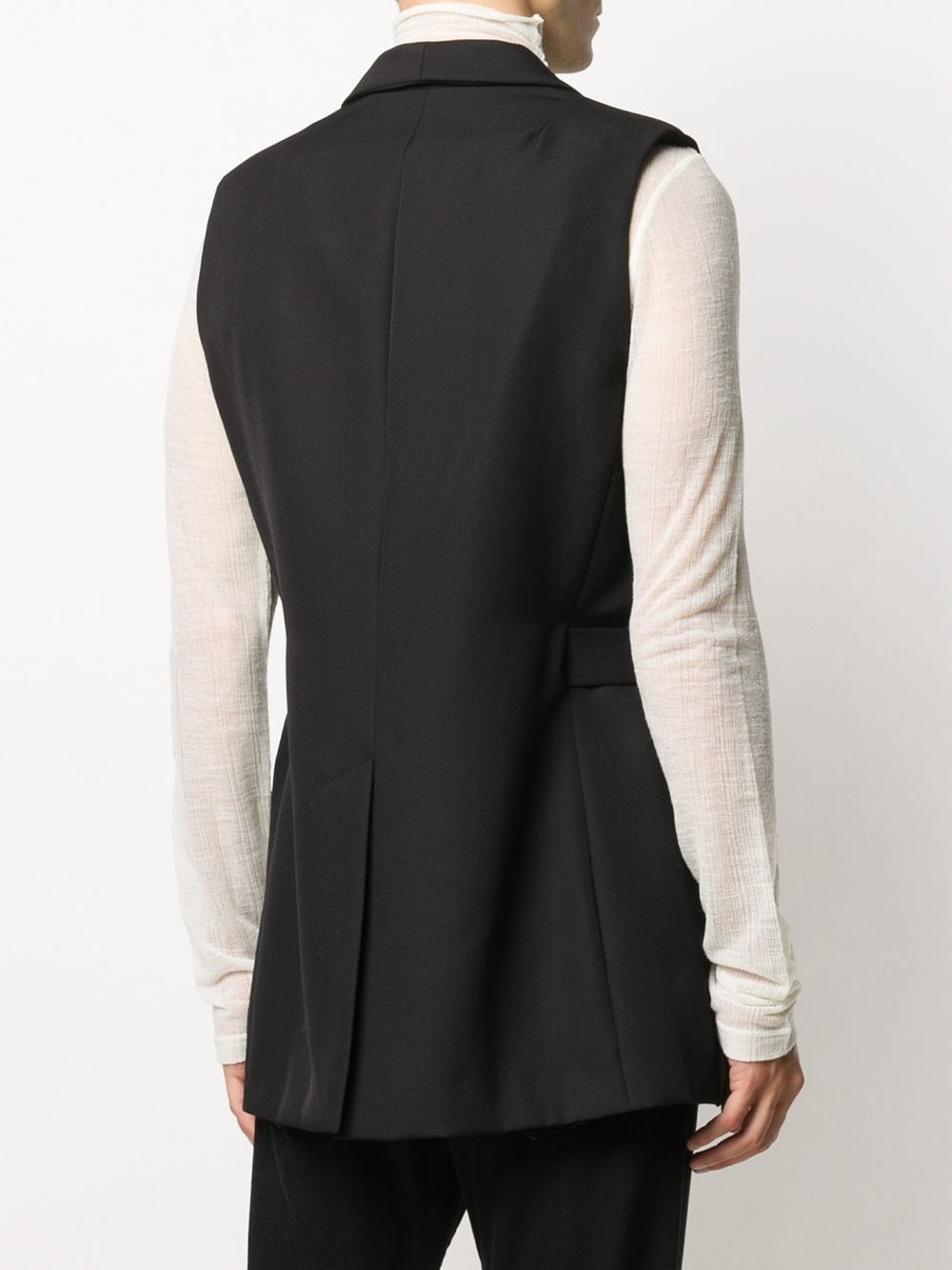 Giacca smanicata ANN DEMEULEMEESTER | Giacca | 2008-3150-187099