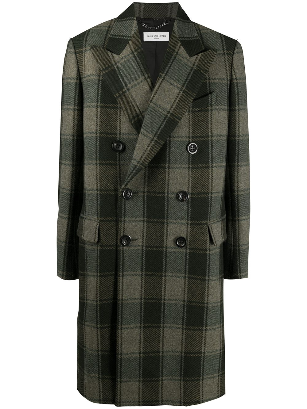 Cappotto doppiopetto DRIES VAN NOTEN | Cappotto | RESTLER1132606