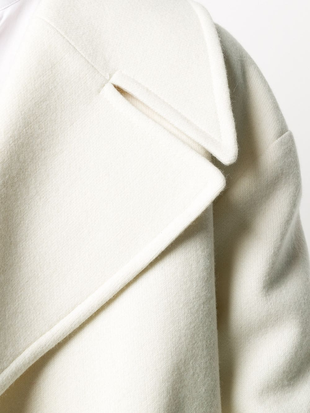 Cappotto doppiopetto oversize HAIDER ACKERMANN | Cappotto | 204-1108-232003