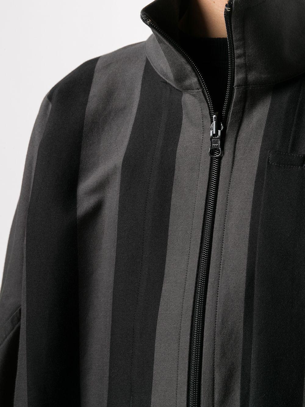 Bomber con design a pannelli ISSEY MIYAKE MEN | Blouson | ME08FC02412