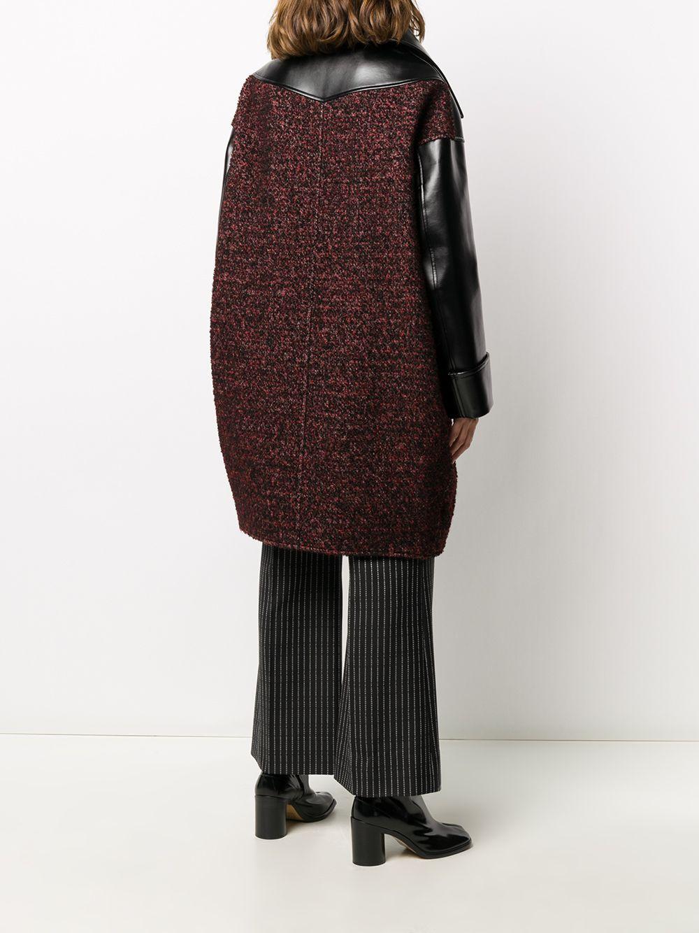 Cappotto con design a pannelli JUNYA WATANABE | Cappotto | JF-C007-0511