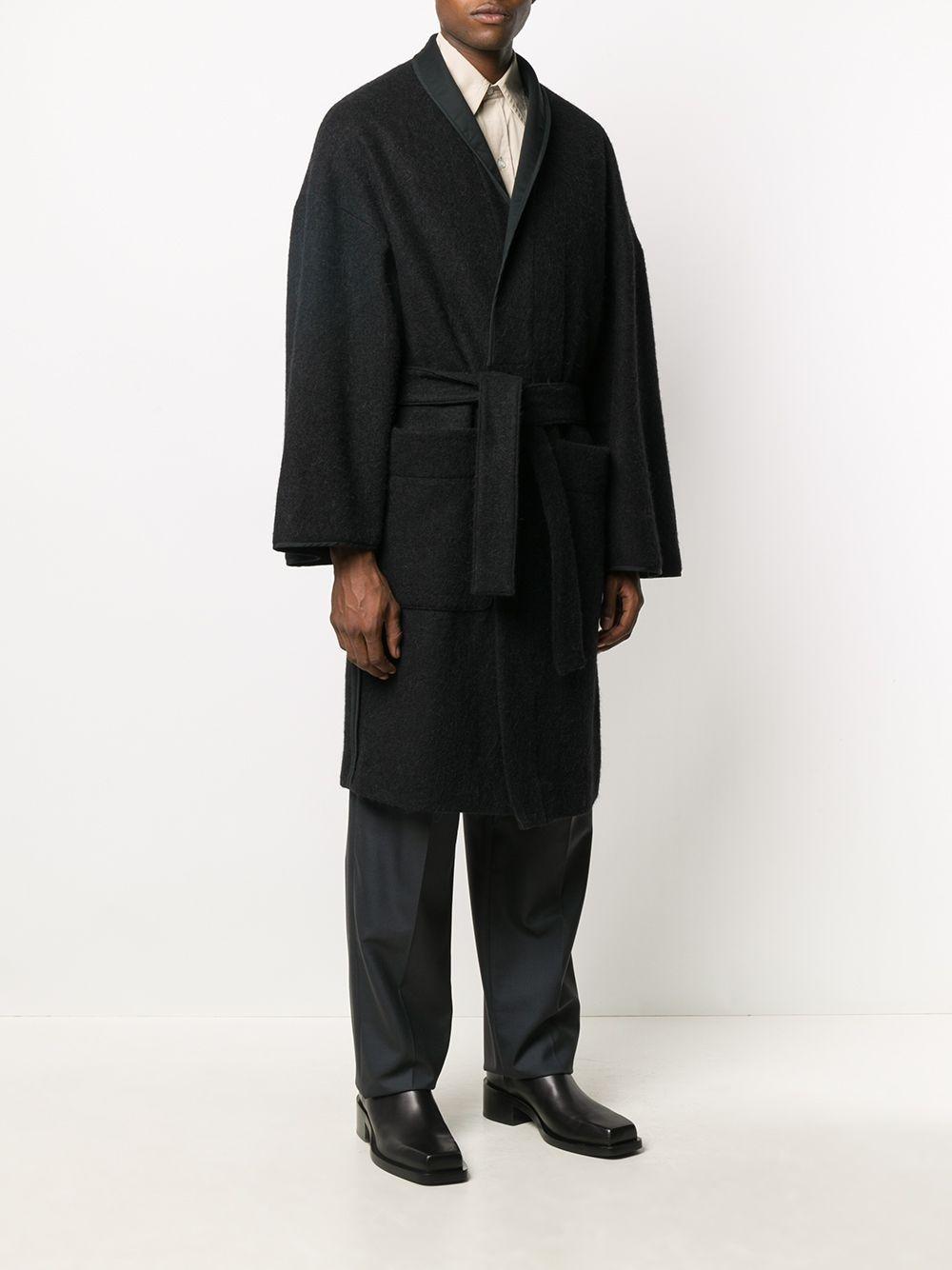 Cappotto con cintura LEMAIRE | Cappotto | M203CO152LF504999