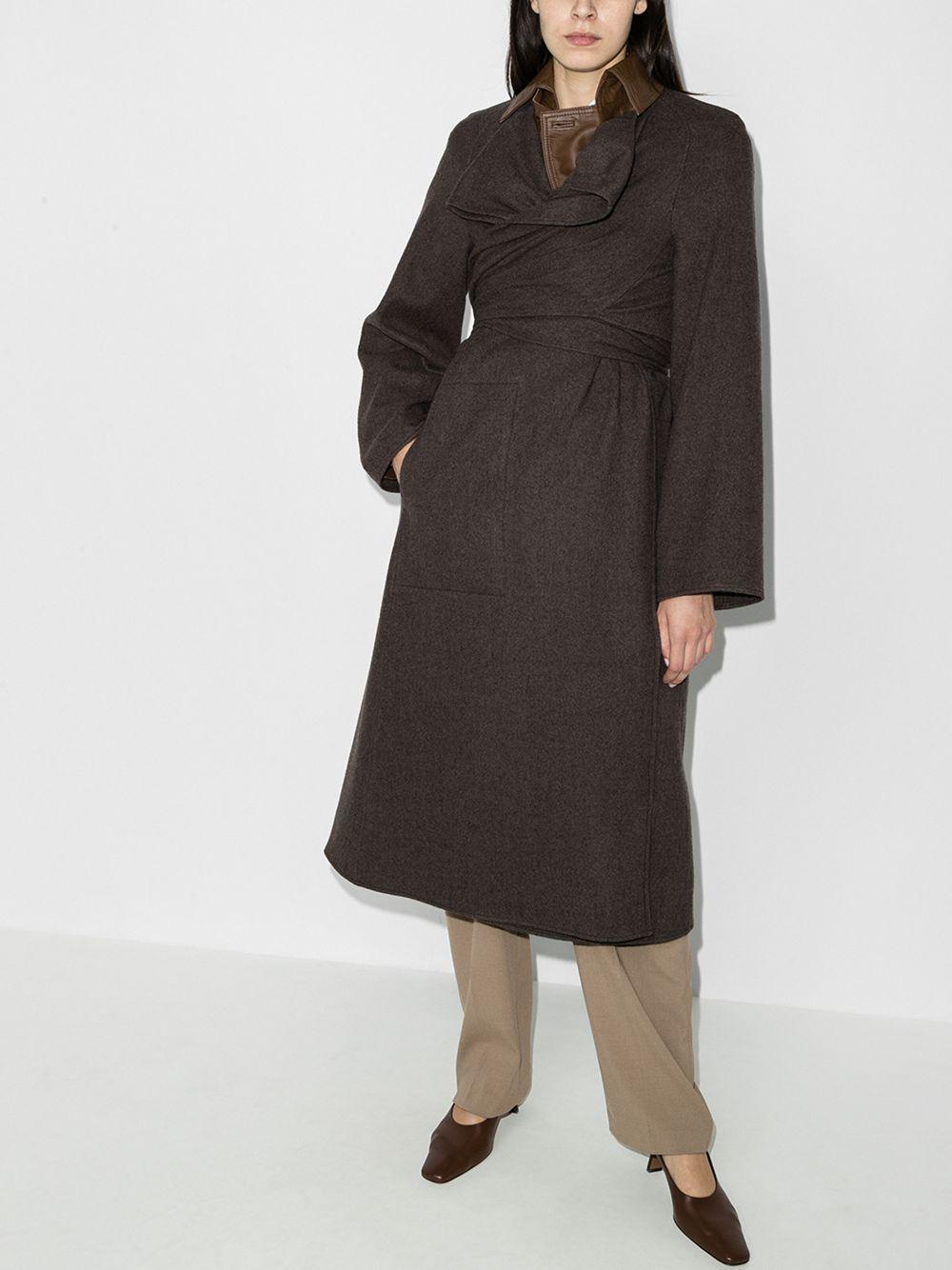 Cappotto a portafoglio LEMAIRE   Cappotto   W203CO251LF511448