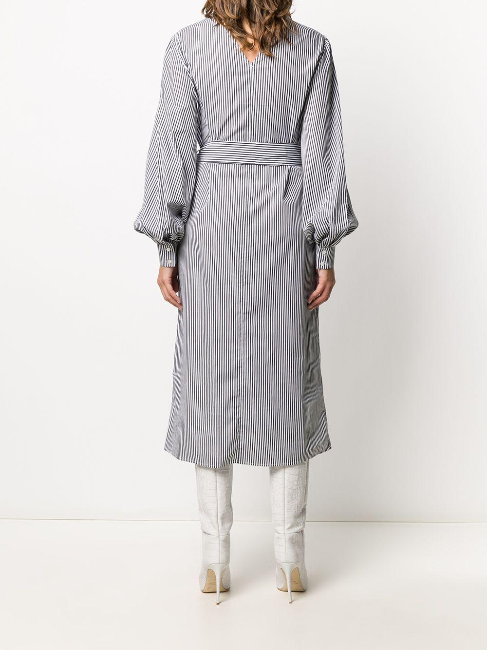 Dress with striped print  MSGM | Dress | MDA145A20767499