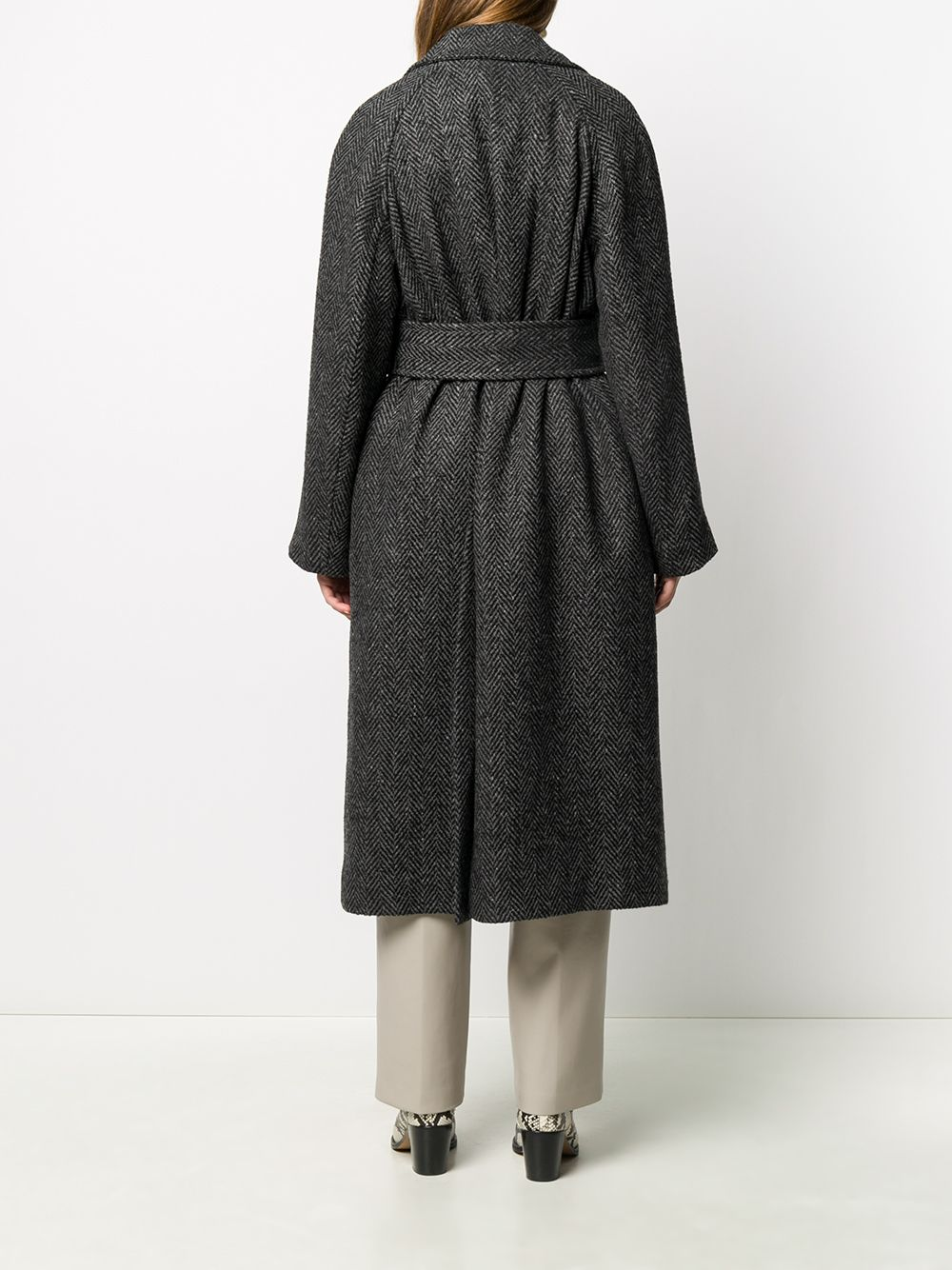 Double-breasted coat MSGM |  | MDC14A20766998