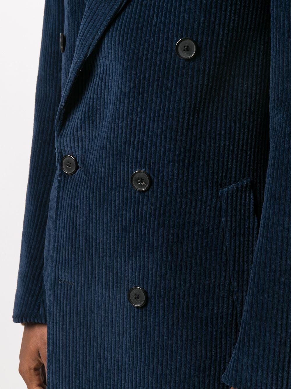Cappotto doppiopetto PAUL SMITH | Cappotto | M1R-050U-E0123149