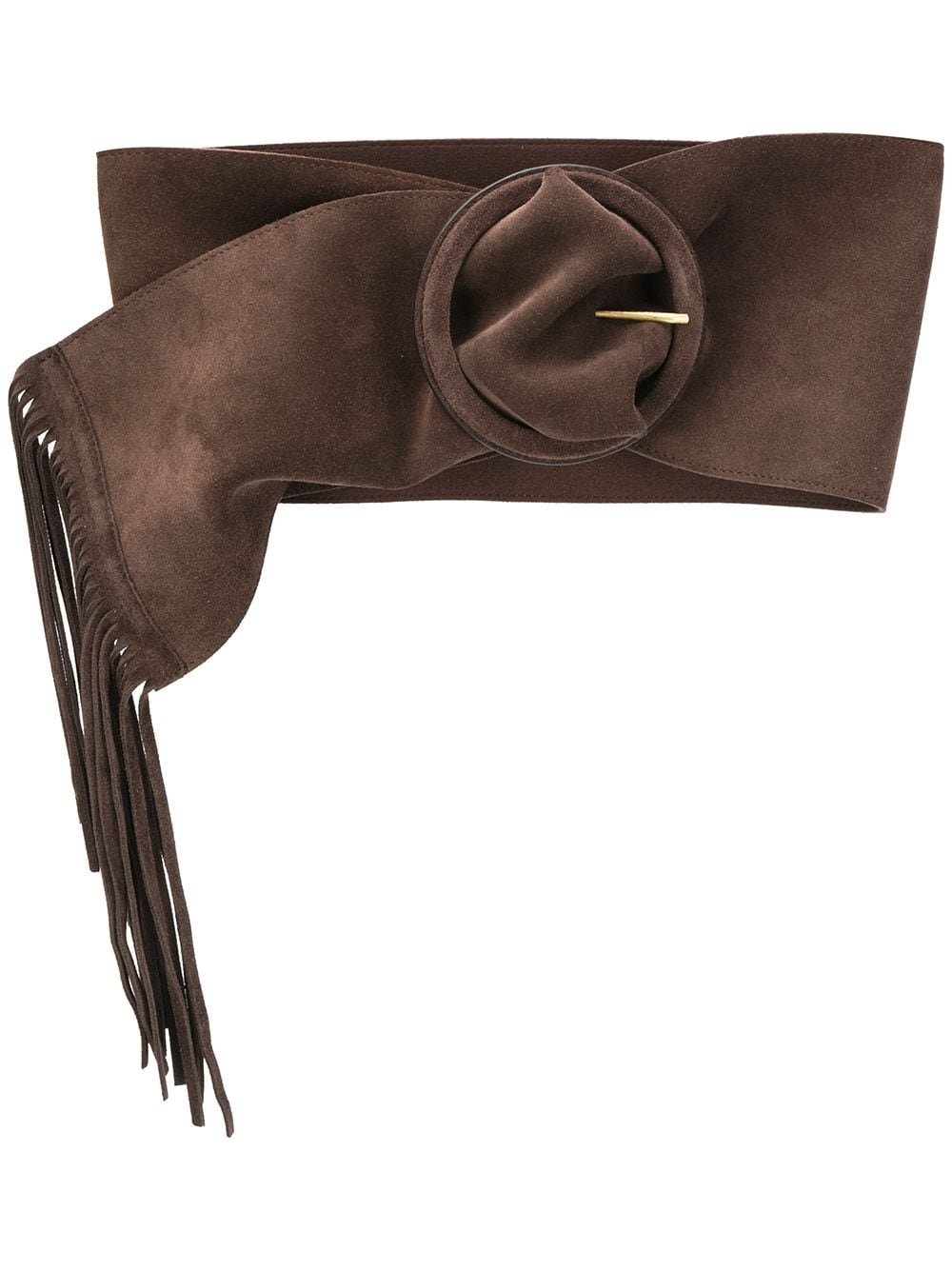 Cintura in pelle scamosciata PHILOSOPHY di LORENZO SERAFINI | Cintura | A300557710102