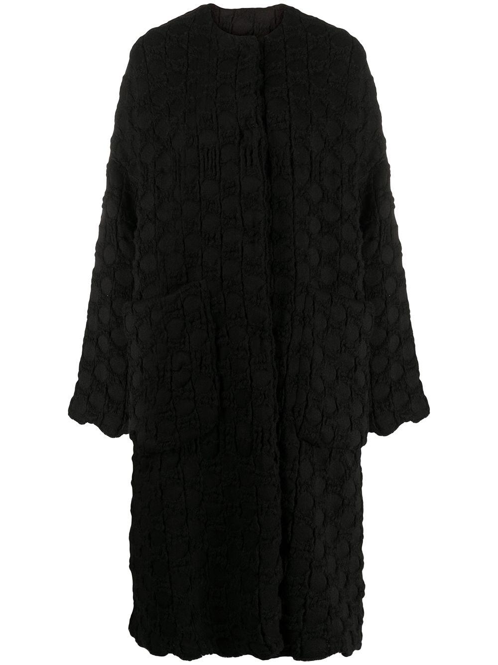 Cappotto monopetto oversize UMA WANG | Cappotto | UP8016UW900