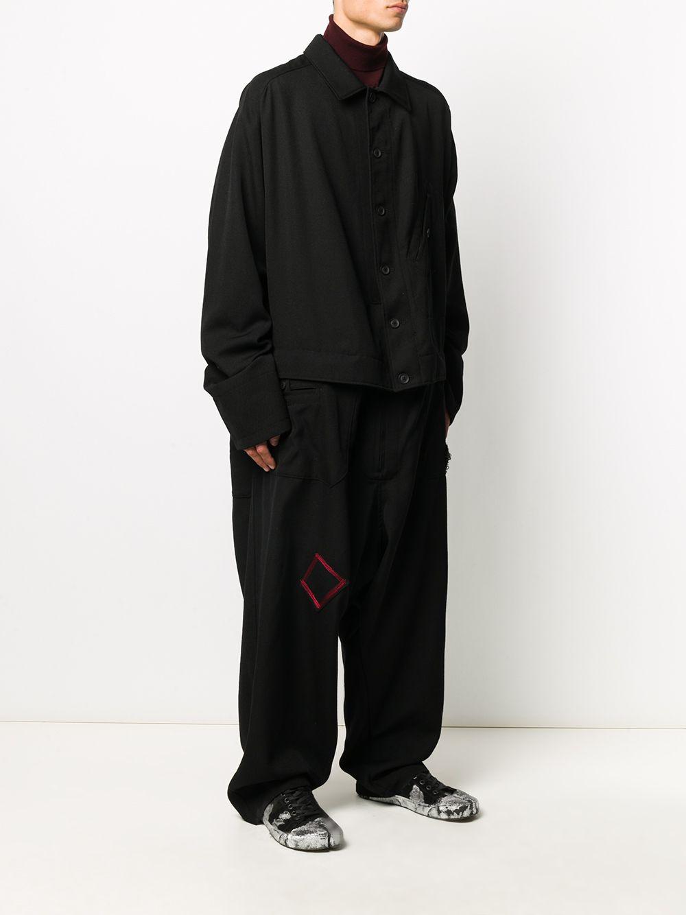 YOHJI YAMAMOTO | Jumpsuit | HR-D03-1181