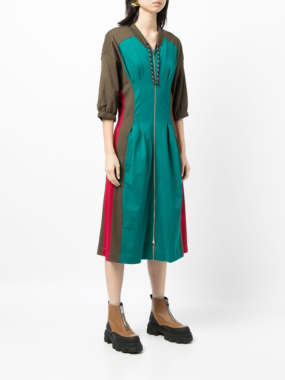 COLVILLE | Dress | CVF21170PEKHR