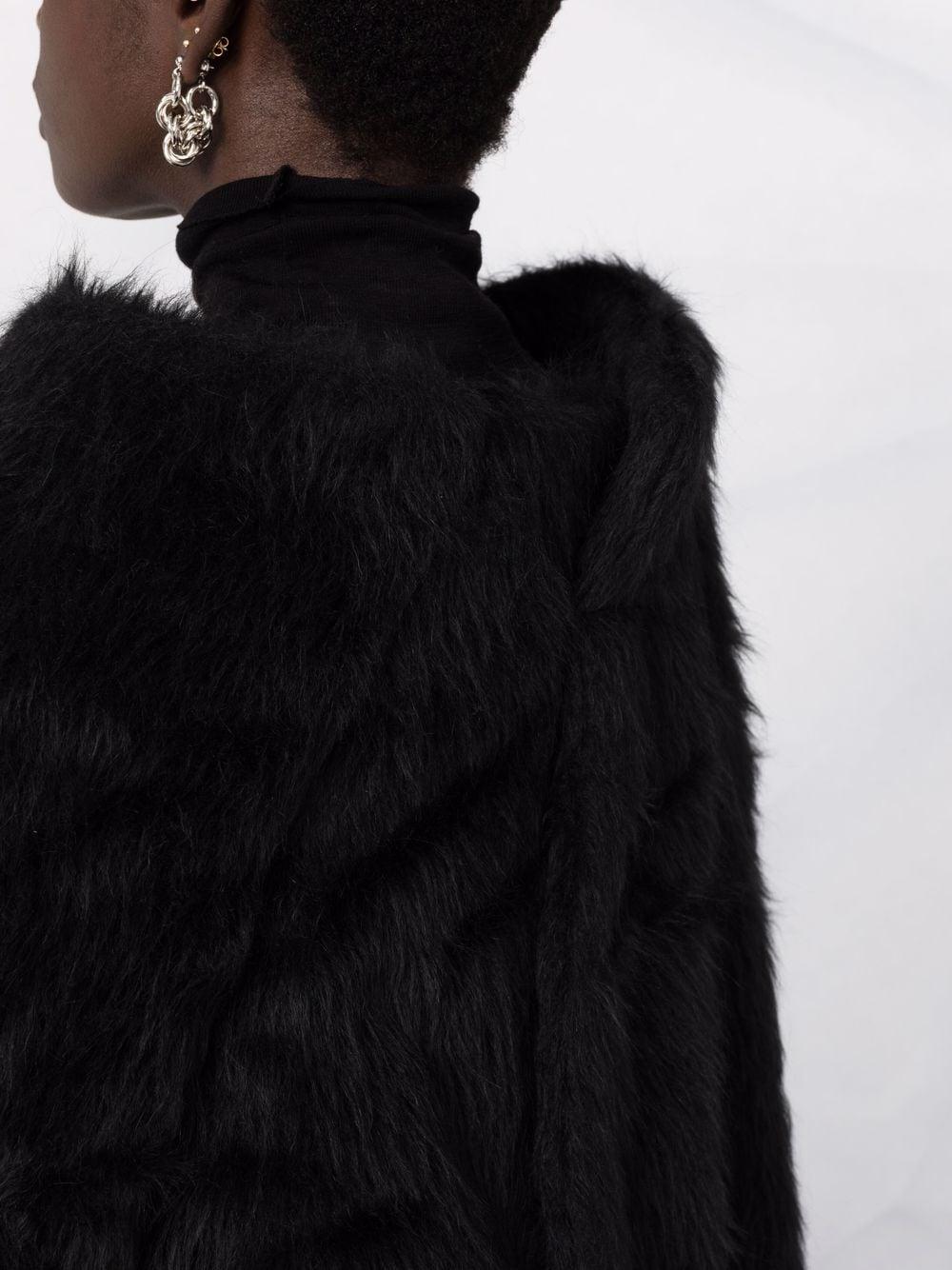 cappotto con collo a cratere COMME DES GARCONS | Cappotto | GH-C0041