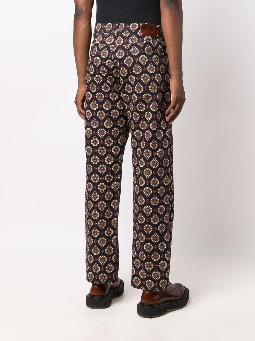pantalone 5 tasche DRIES VAN NOTEN | Jeans | PANTHERO3062900