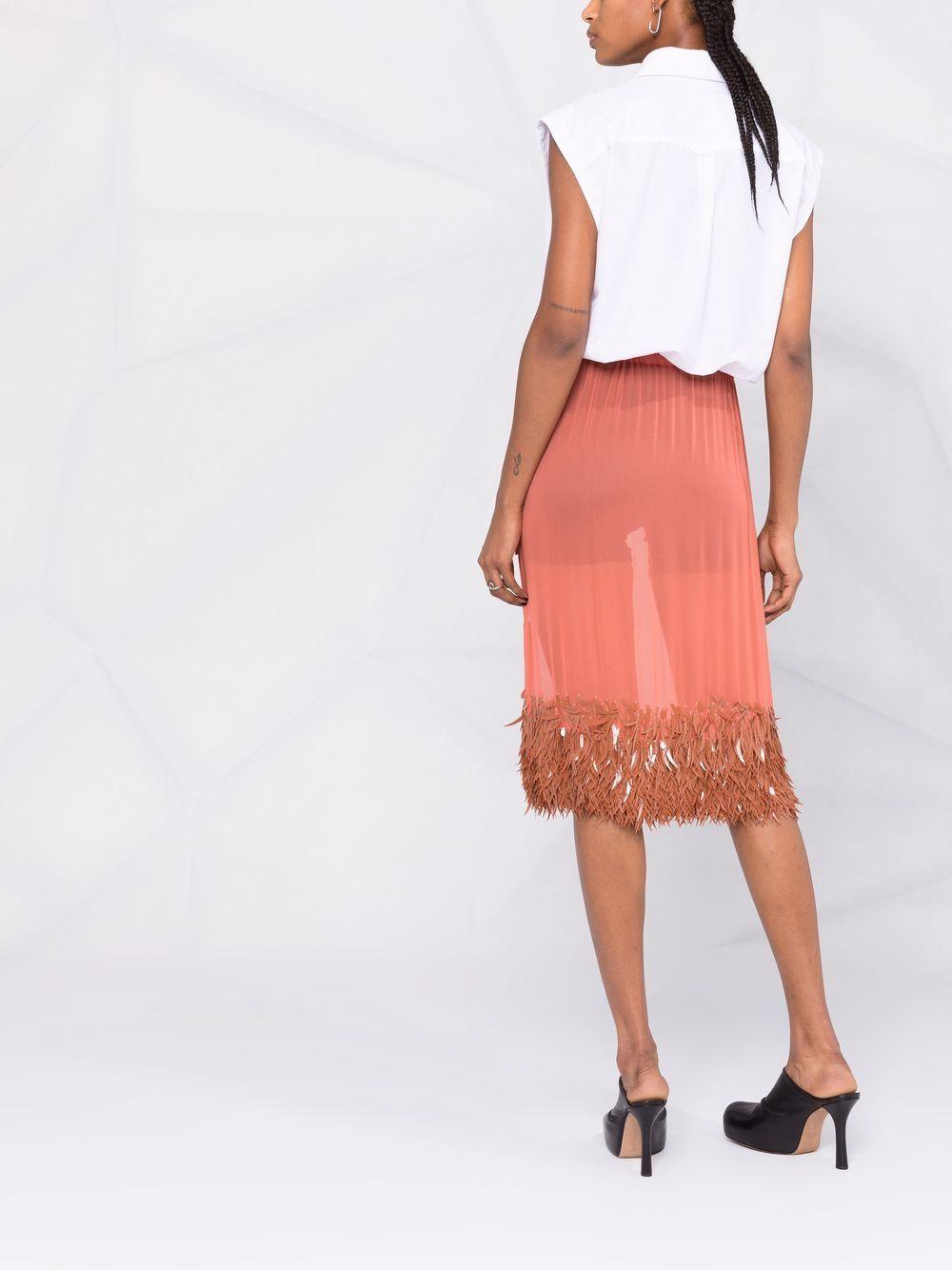 DRIES VAN NOTEN | Skirt | SCILLABISEMB3293354