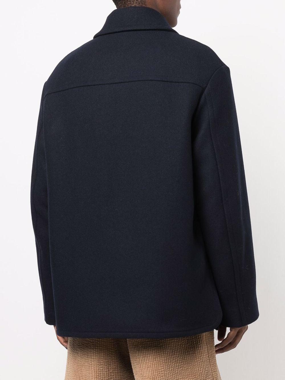 giaccone oversize con bottoni DRIES VAN NOTEN | Giaccone | VENDALBIS3197509