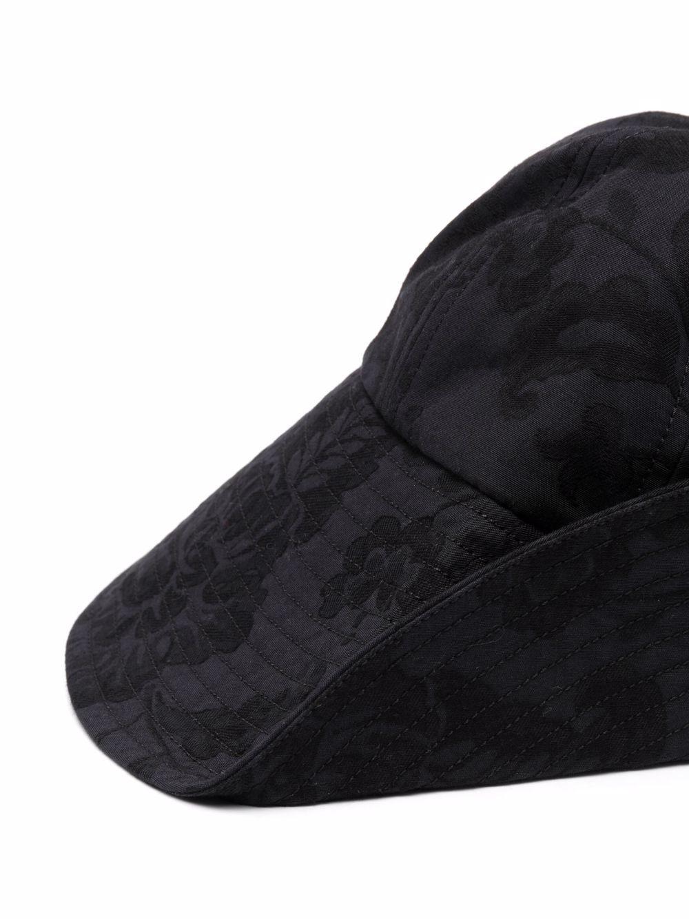 ERDEM | Hat | 1445BTCJBLACK