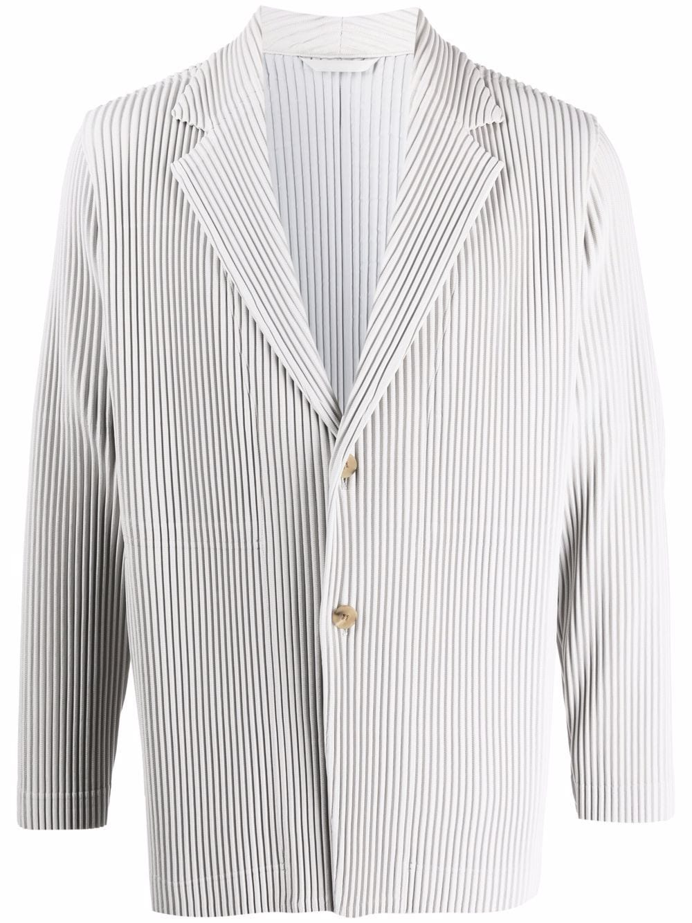 giacca plissé a 2 bottoni HOMME PLISSE | Giacca | HP18JD20111