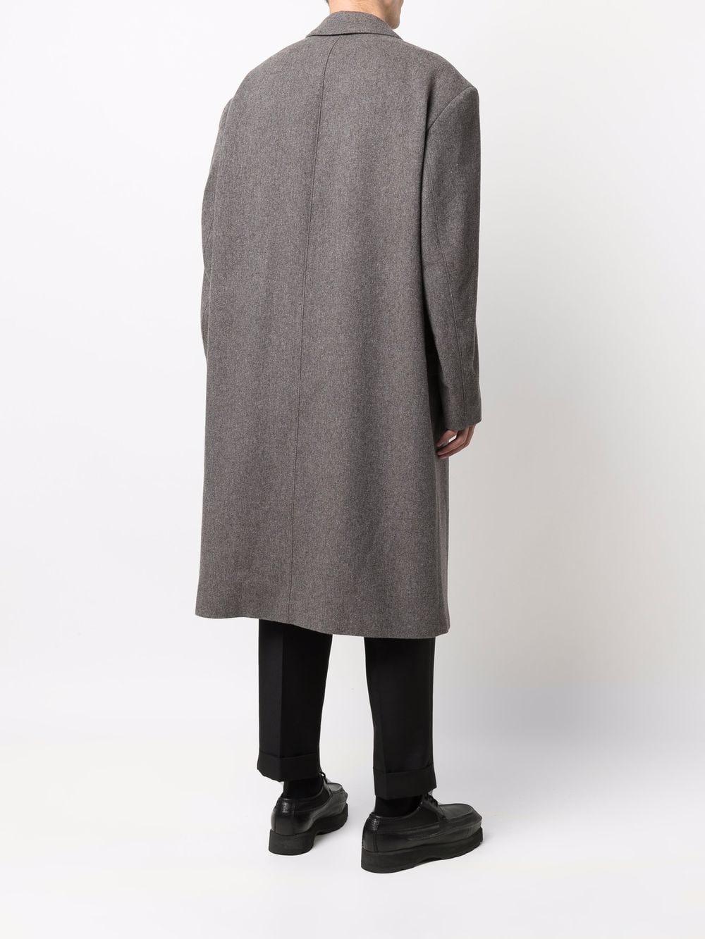 cappotto oversize LEMAIRE | Cappotto | M213CO167LF602932