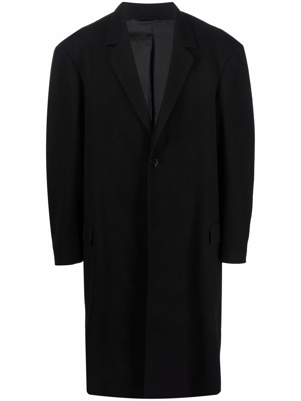 cappotto oversize a 2 bottoni LEMAIRE | Cappotto | M213CO167LF608999