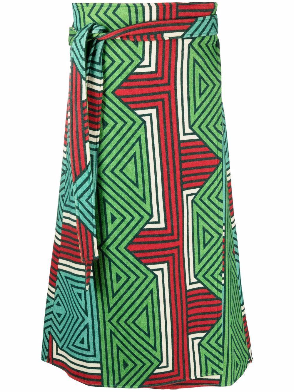 PIERRE LOUIS MASCIA | Skirt | PANCAKE11186121977