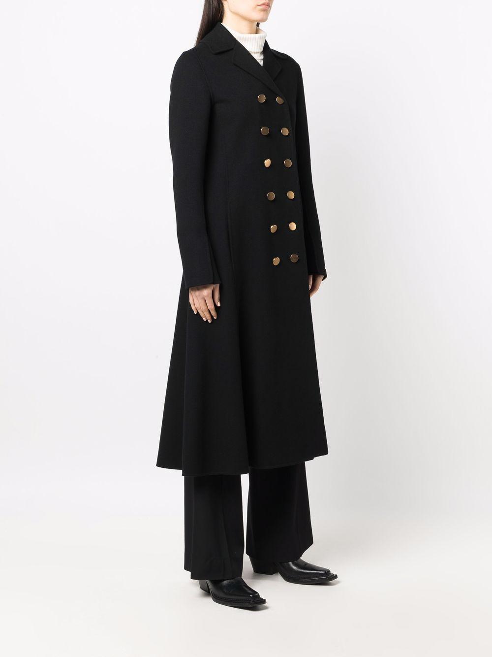 cappotto lavorazione  double doppiopetto SPORTMAX | Cappotto | DOREMA009