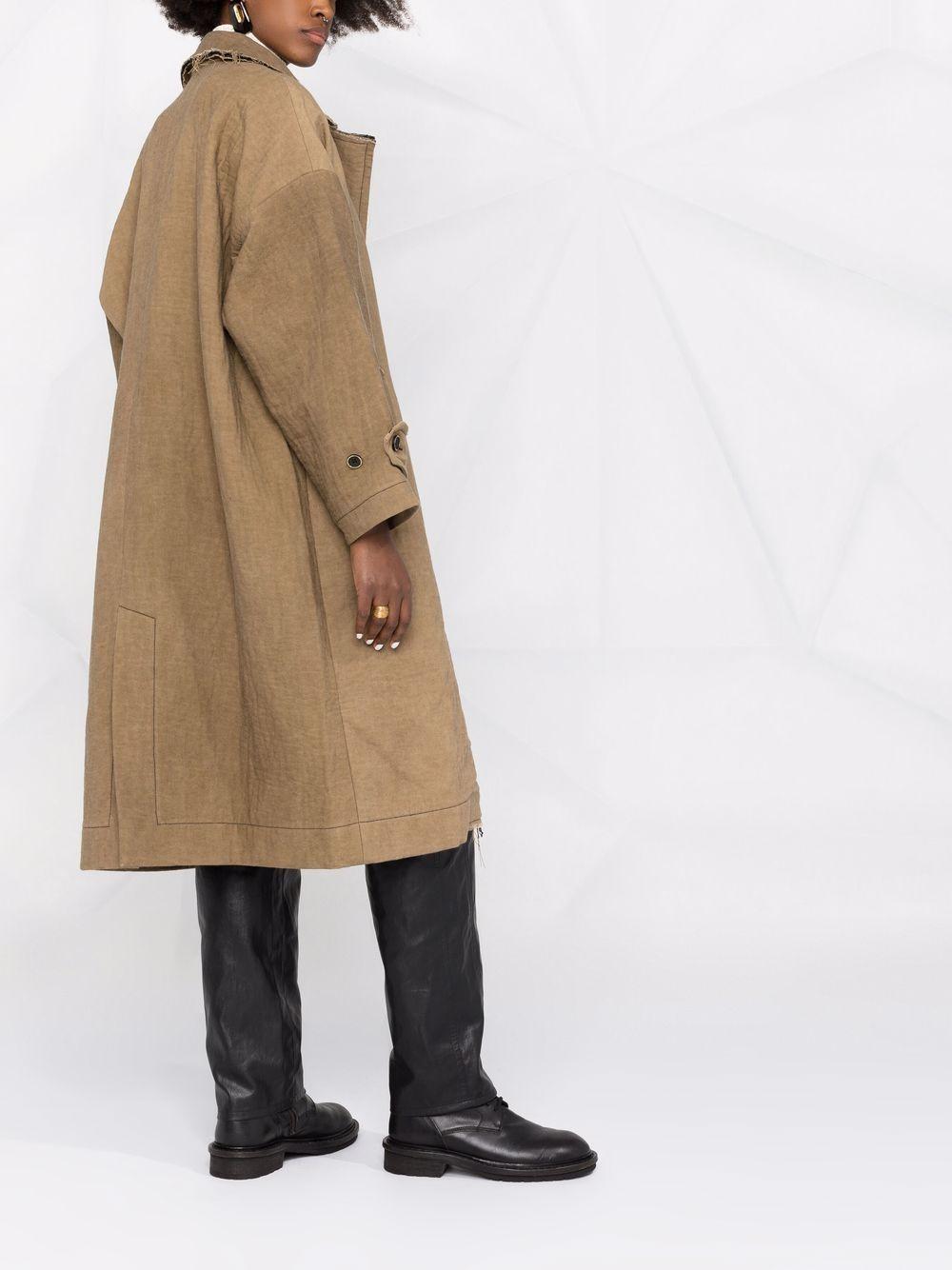 cappotto oversize UMA WANG | Cappotto | UP8017UW200