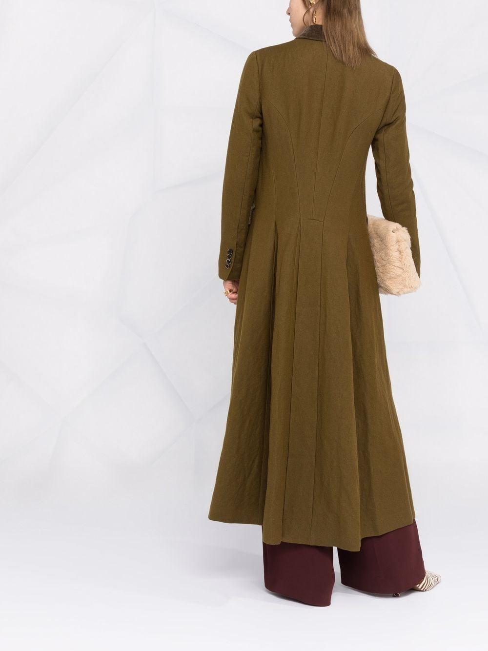 cappotto lungo doppio petto UMA WANG   Cappotto   UW8001UW410