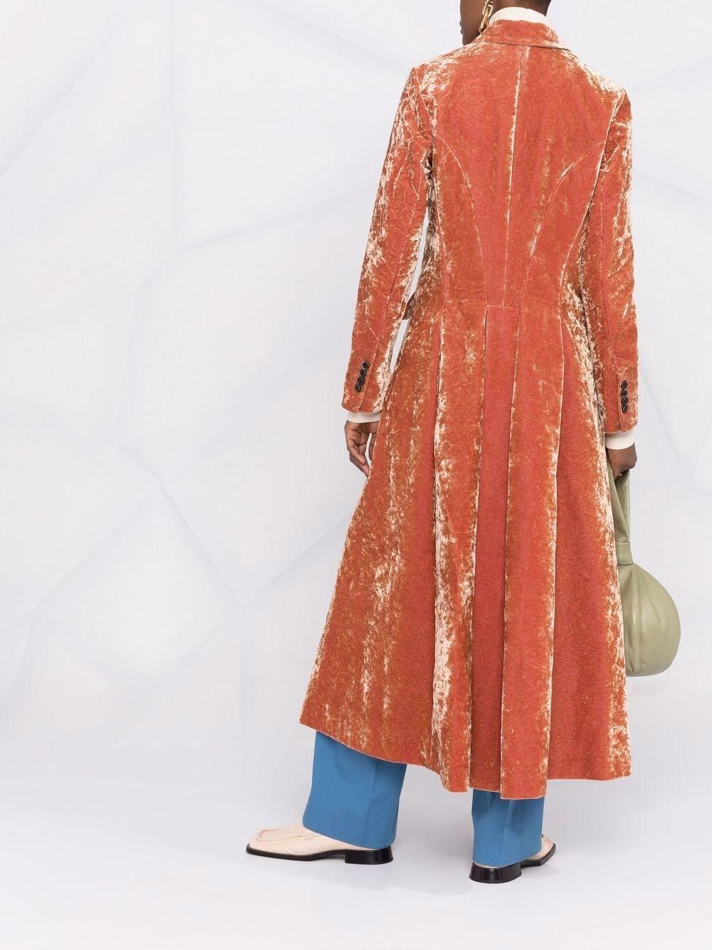 cappotto lungo doppio petto UMA WANG | Cappotto | UW8002UW027