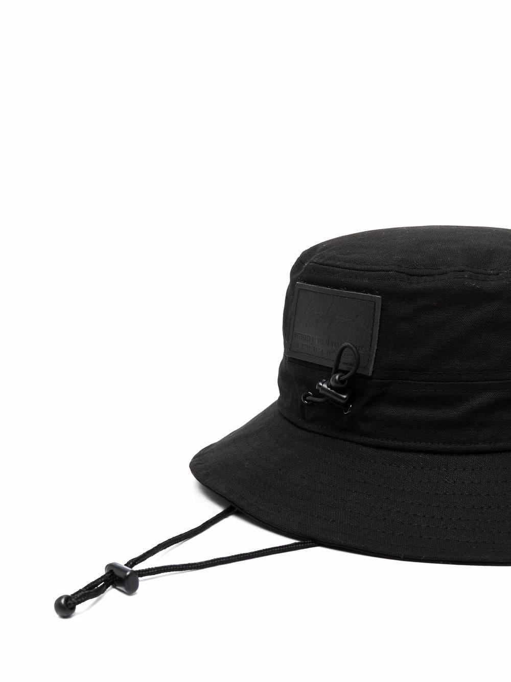 cappello bucket con para orecchie YOHJI YAMAMOTO pour homme   Cappello   HX-H67-9761