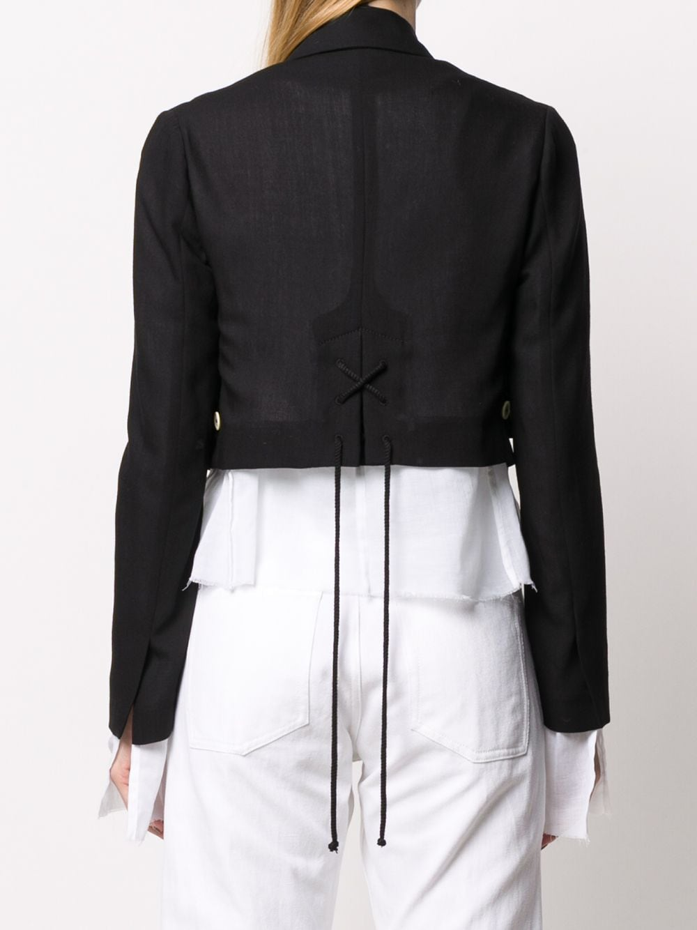 Giacca doppiopetto ANN DEMEULEMEESTER | Giacca | 2001-1000-P-170099