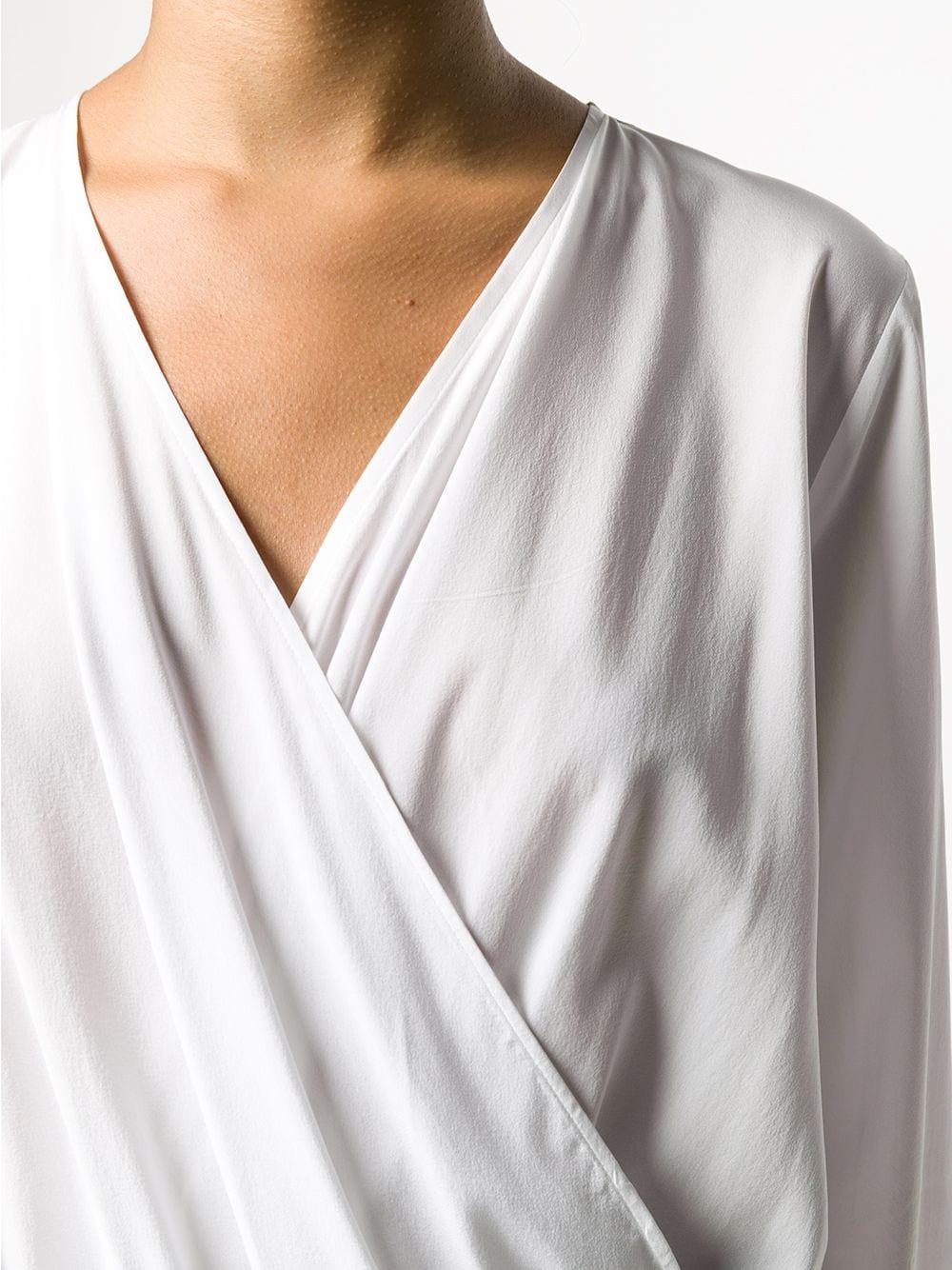 Body incrociato FEDERICA TOSI | Body | FTE20BO047.0SE00030001