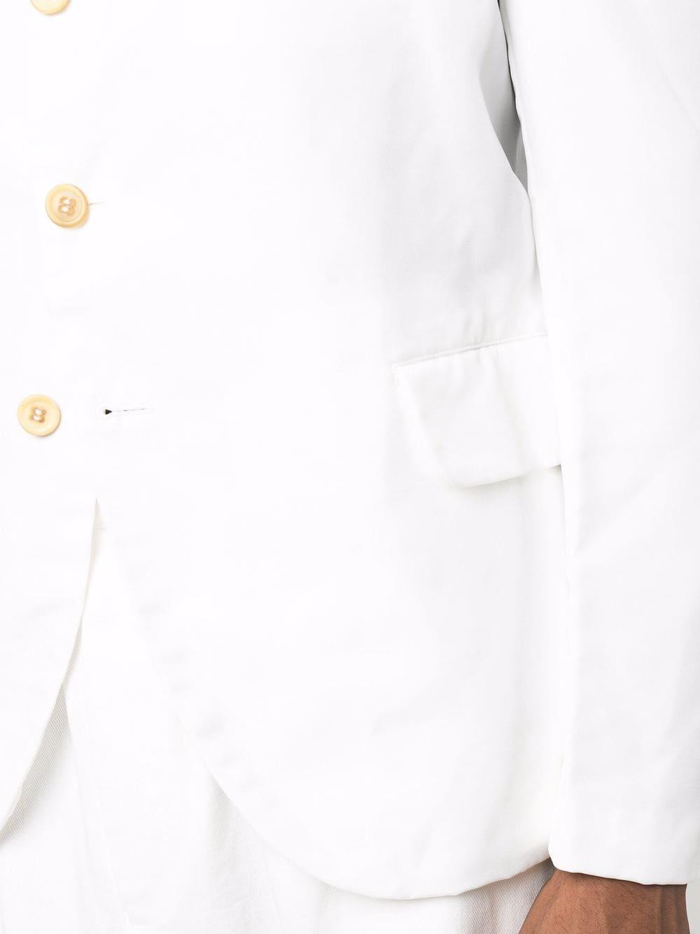 giacca a tre bottoni BLACK COMME DES GARCONS   Giacca   1G-J031-0521