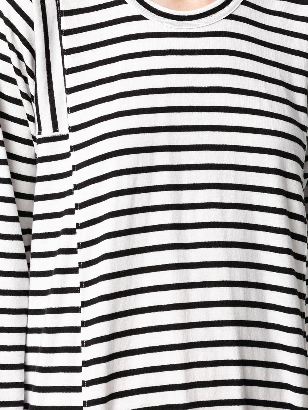 Abito a righe modello T-shirt COMME DES GARCONS COMME DES GARCONS | Abito | RG-T0211