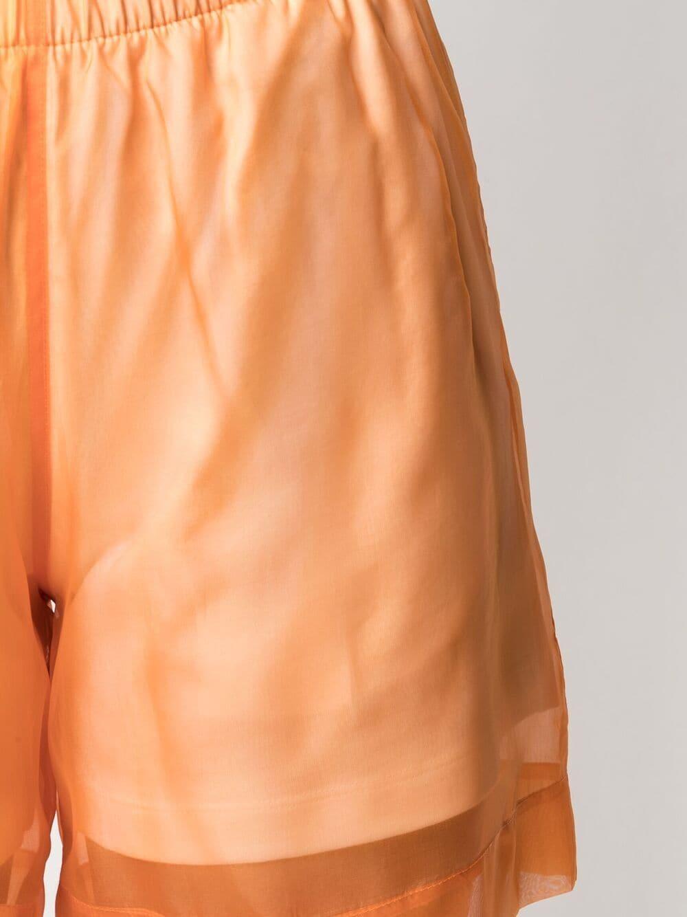 Shorts in seta e jersey DRIES VAN NOTEN | Shorts | HANARBIS2626353