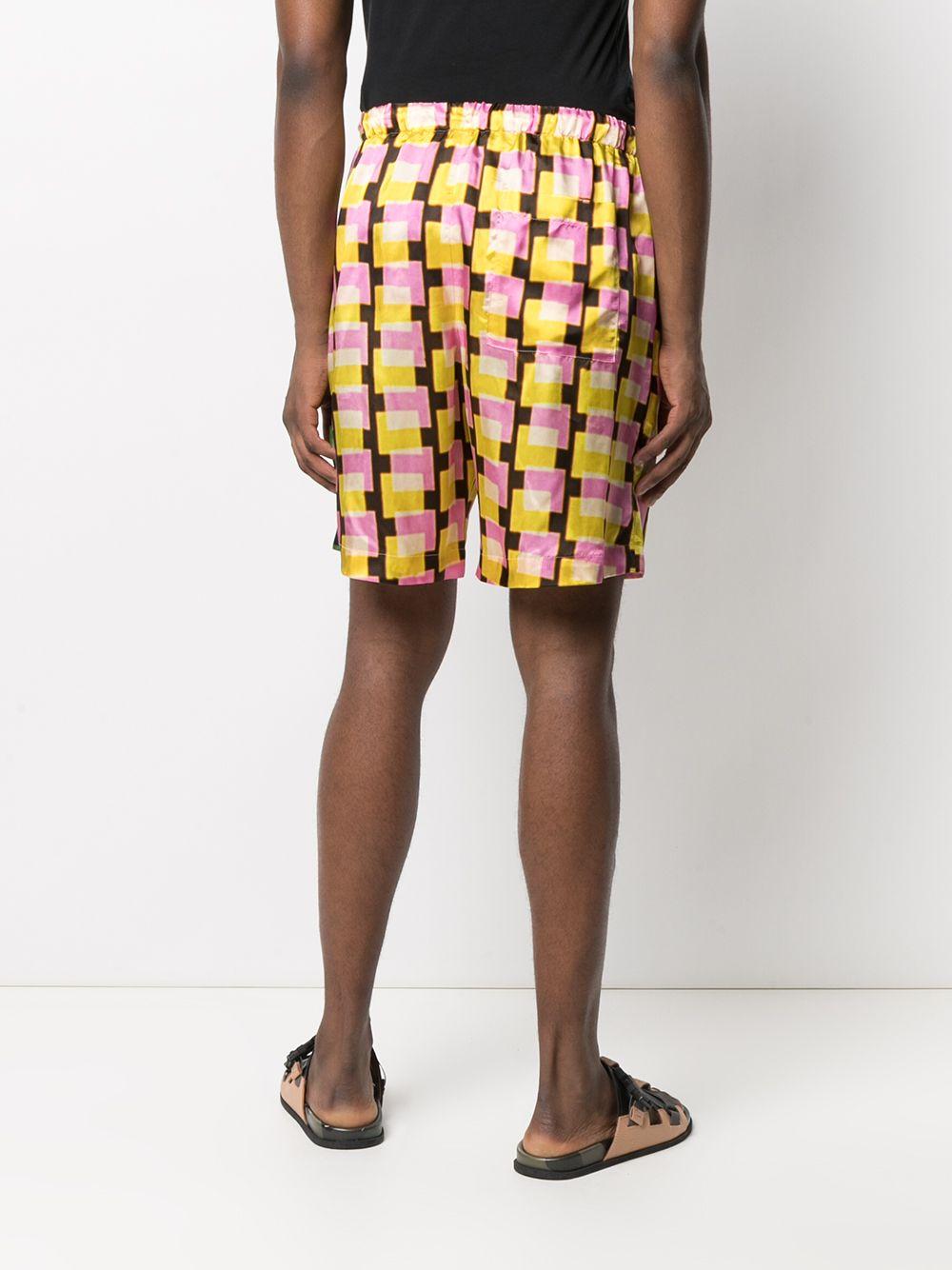 Pantalone corto con elastico DRIES VAN NOTEN   Shorts   PIPERI2069202