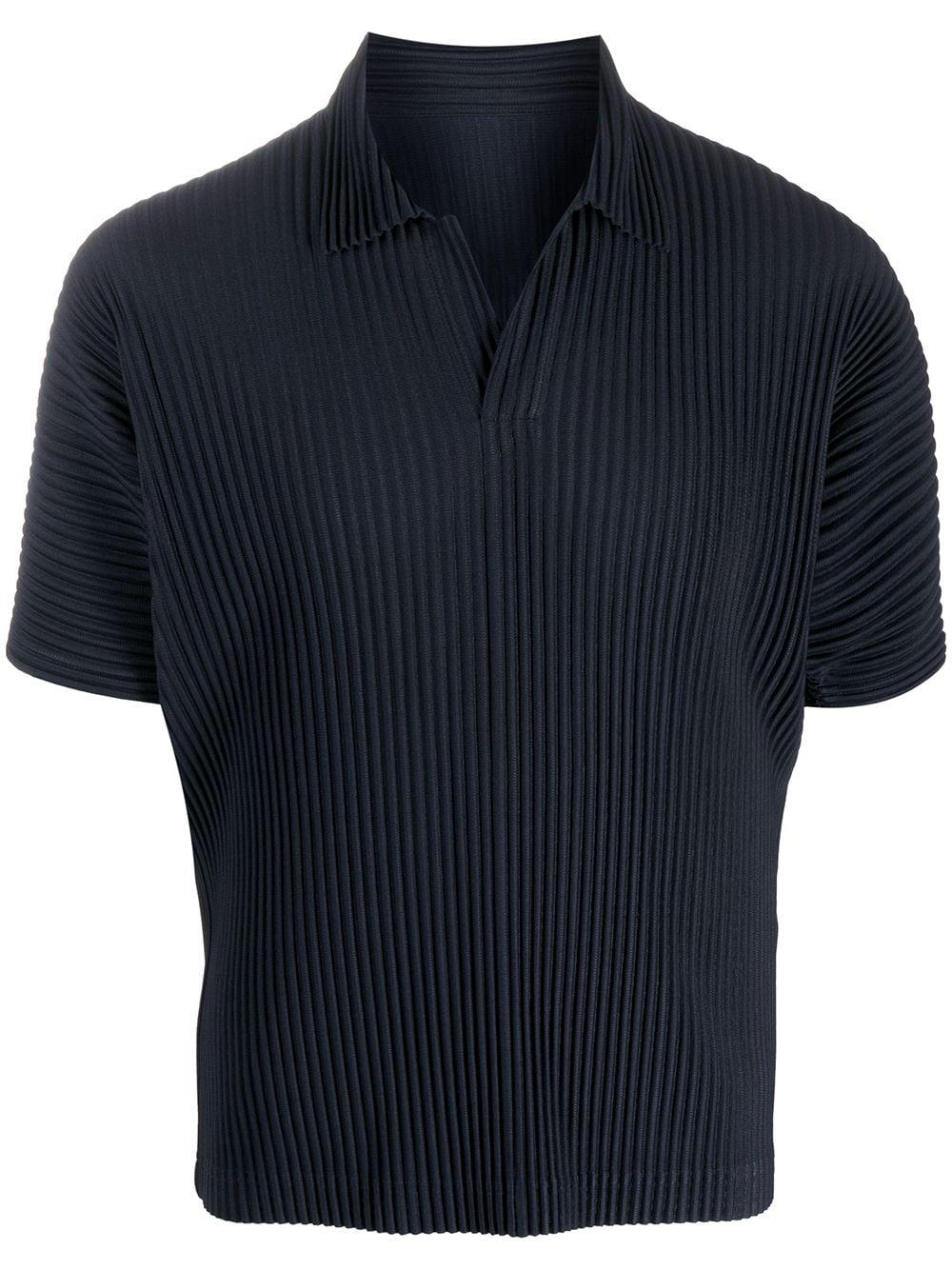 HOMME PLISSE | Polo Shirt | HP16JM03075