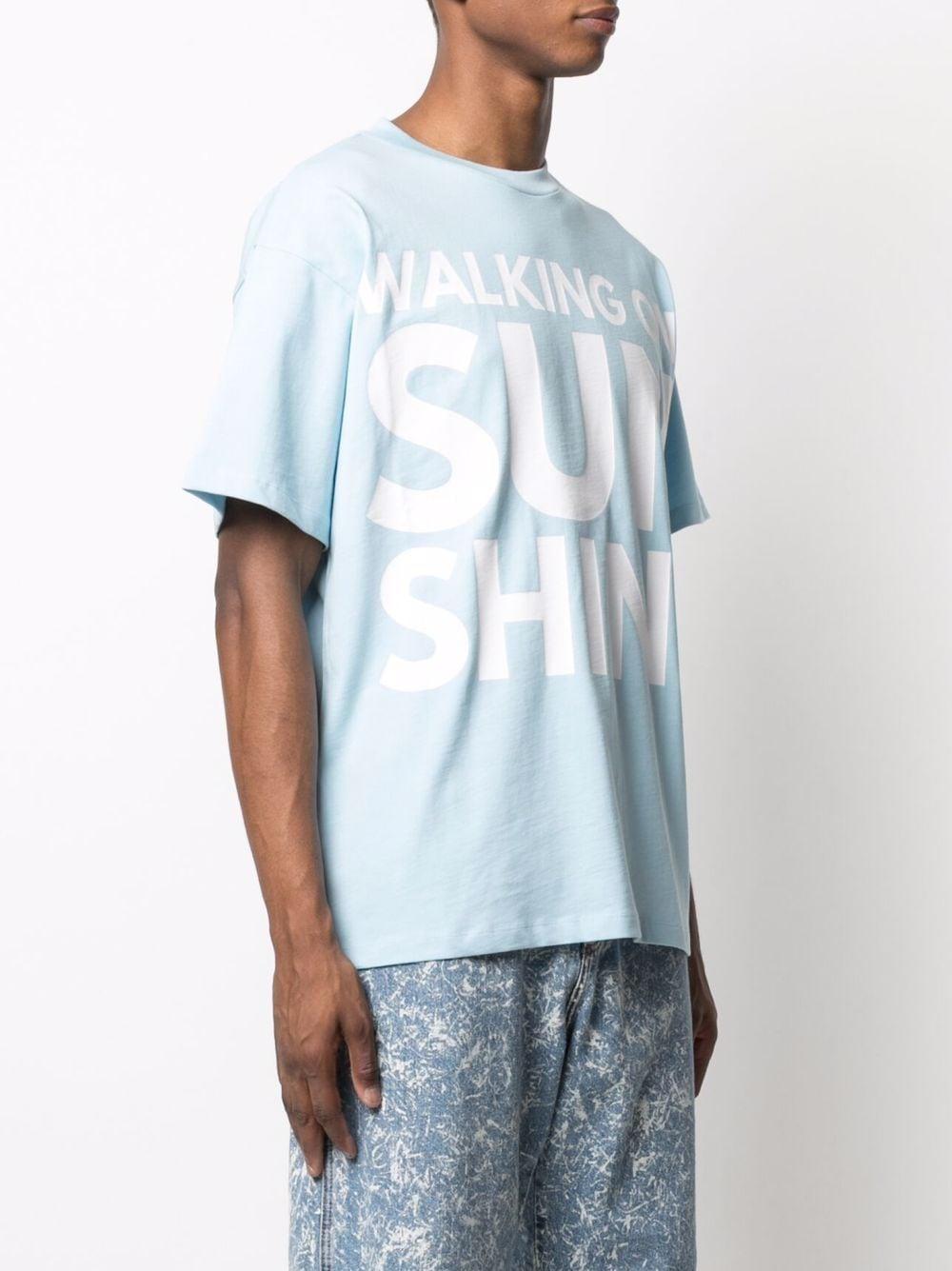 t-shirt mezza manica oversize HONEY FUCKING DIJON   T-shirt   HFD03T0073