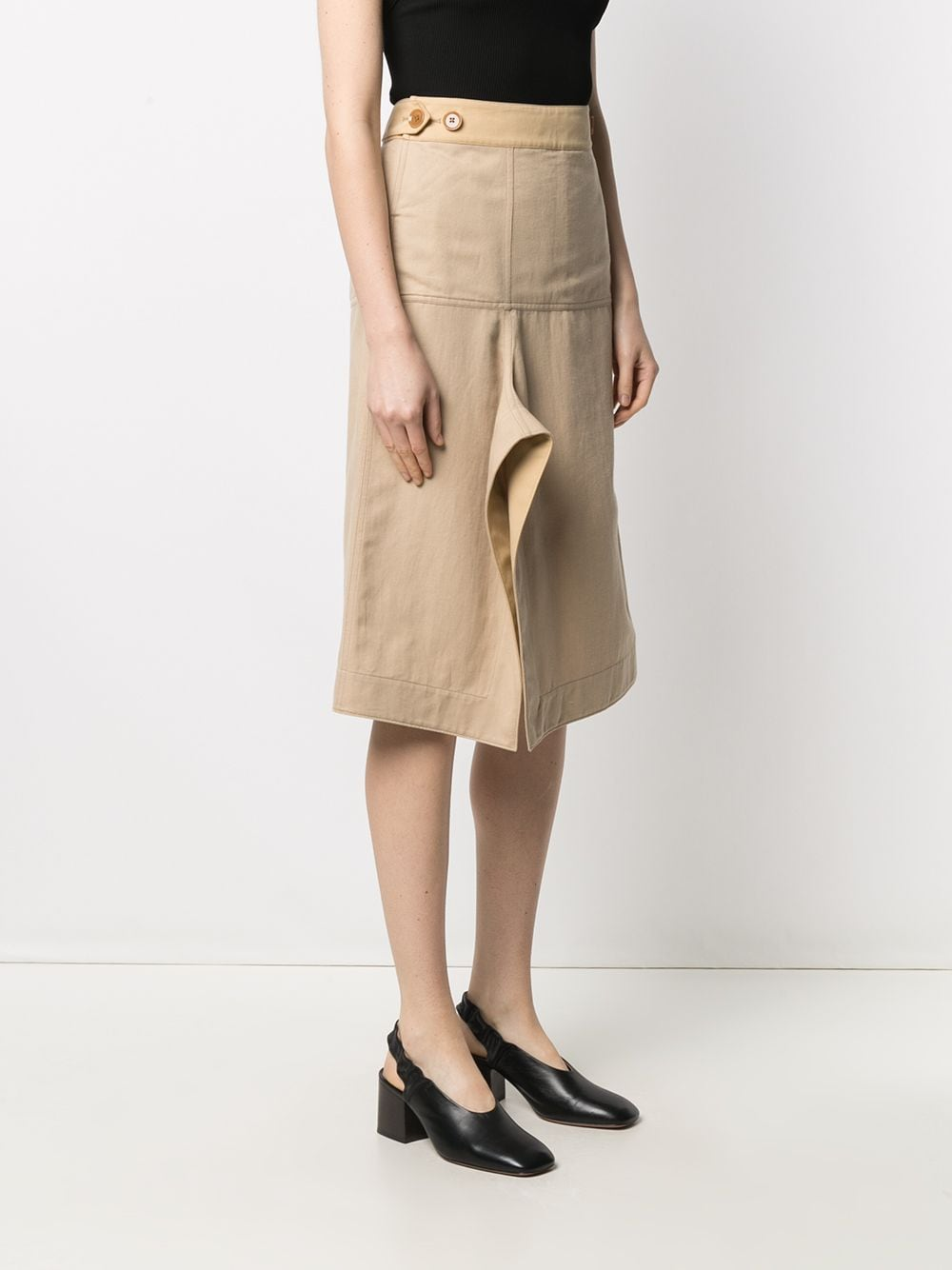 LEMAIRE | Skirt | W211SK266LF546215