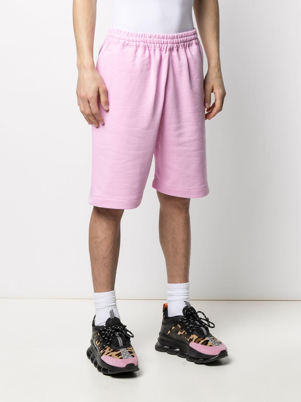 Shorts sportivi con logo MSGM | Shorts | MB6121709912