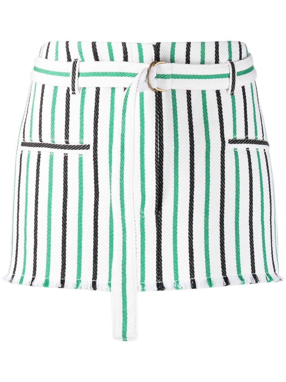 minigonna con cintura PHILOSOPHY di LORENZO SERAFINI | Gonna | A010421391394
