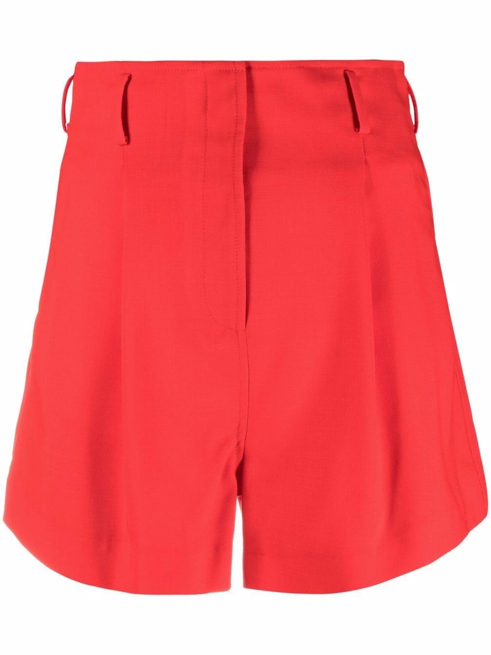 shorts vita alta con pences RACIL   Shorts   RS12-P9-SABI004