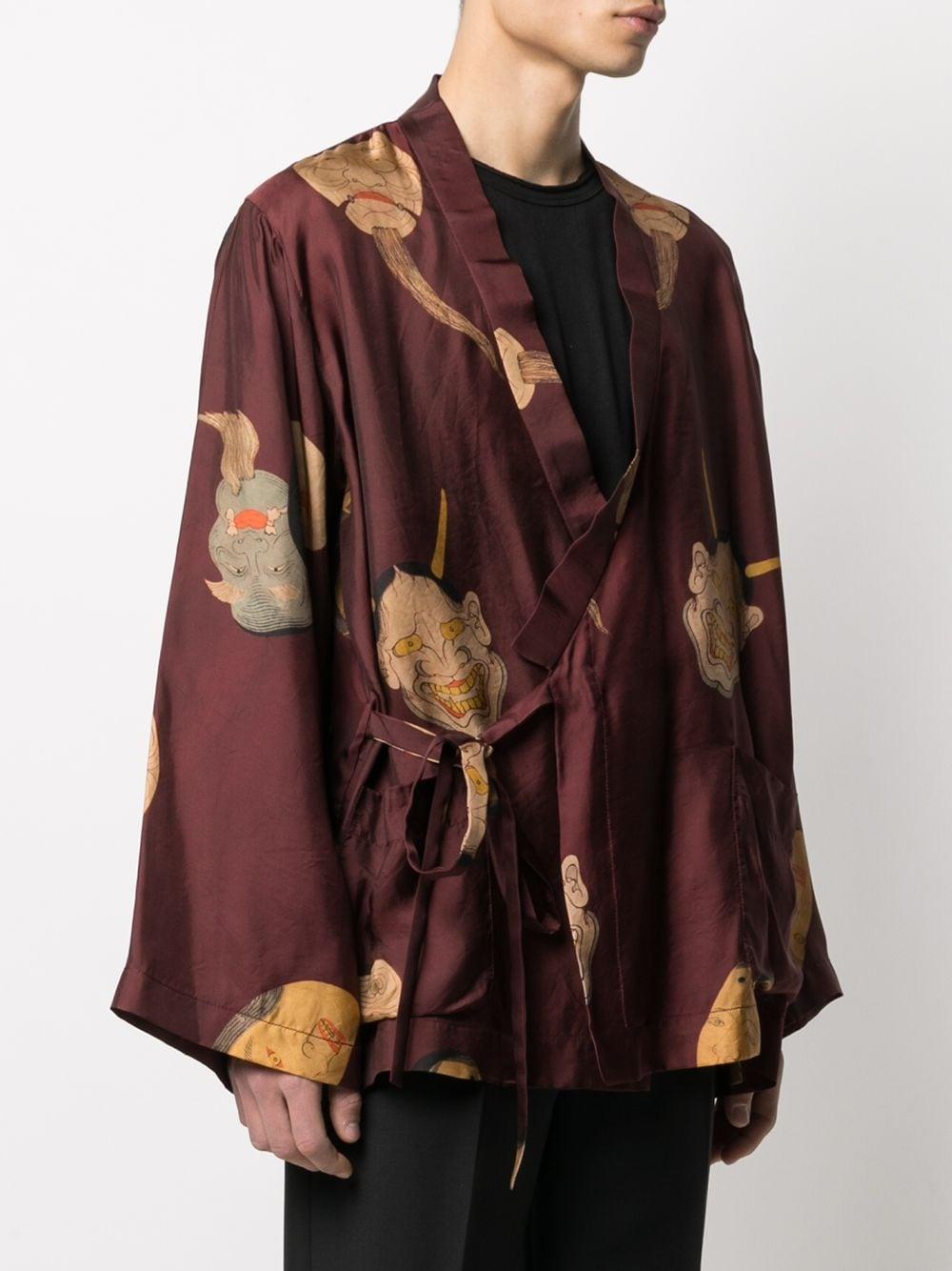 UMA WANG | Jacket | UM6528UW792