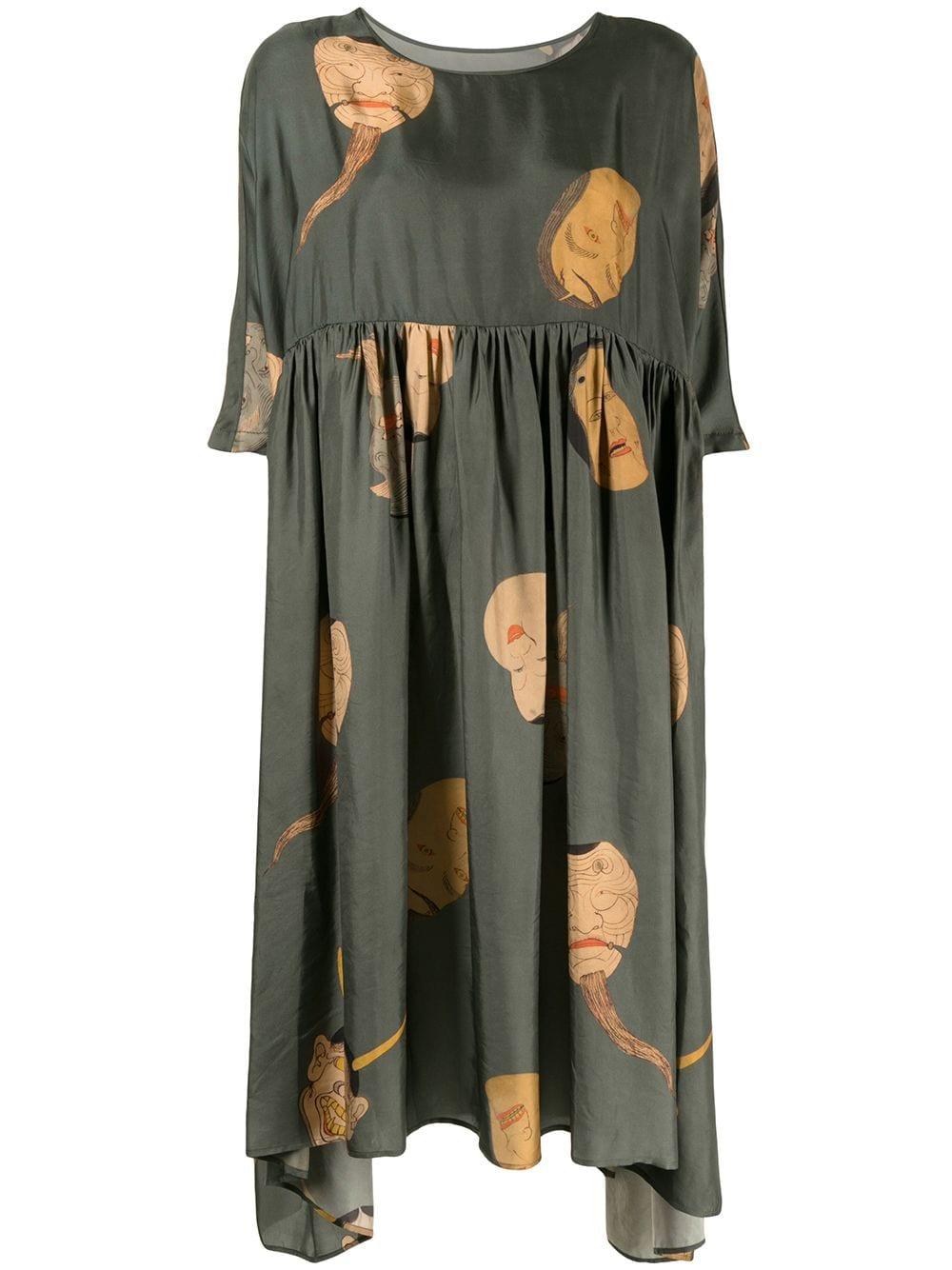 UMA WANG | Dress | UP5006UW382
