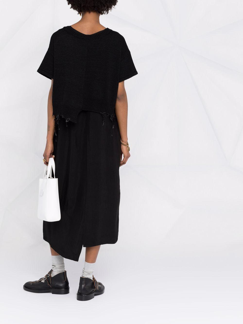 abito con maglia Y's | Abito | YD-D06-8031