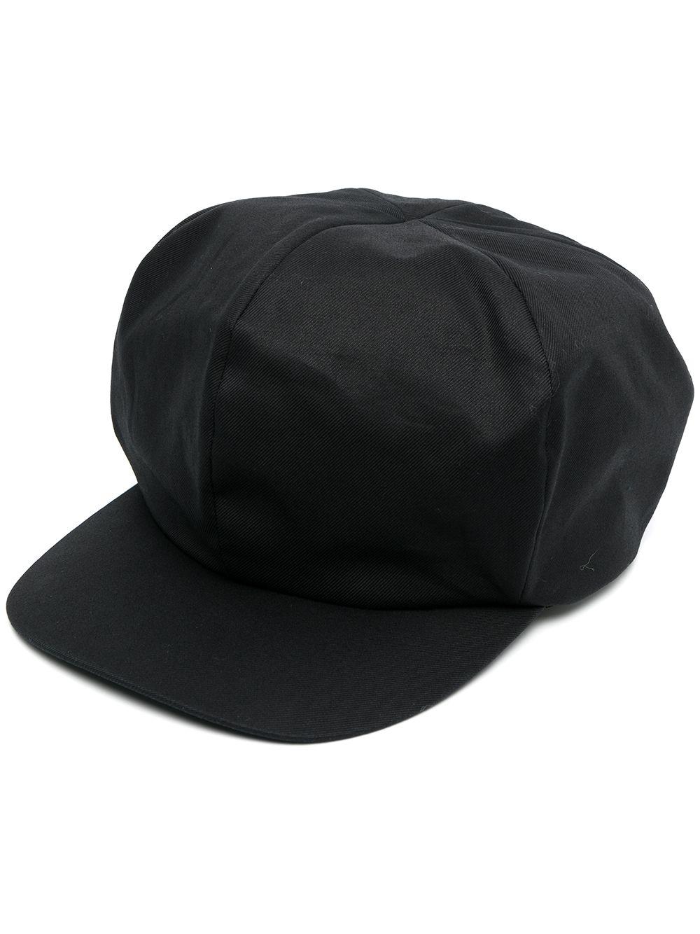 Cappello baker boy YOHJI YAMAMOTO | Cappello | HD-H06-0651