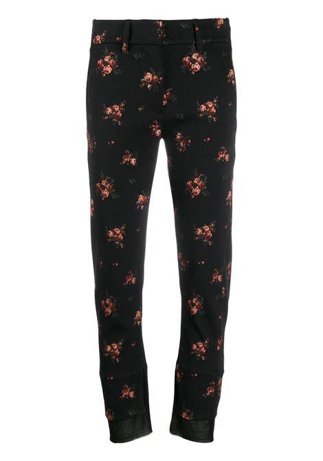 Pantaloni a fiori ANN DEMEULEMEESTER | Pantalone | 1902-1400-P-180099
