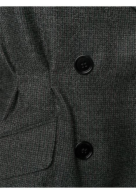 Giacca doppiopetto con cintura DRIES VAN NOTEN | Giacca | BERNA 8333ANT